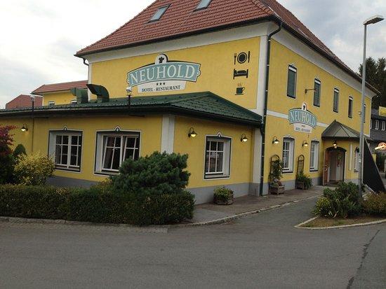Hotel - Restaurant Neuhold