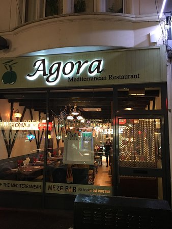 Agora Restaurant, Bournemouth - Fotos, Número de Teléfono y ...