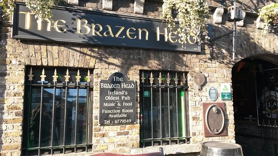 写真The Brazen Head枚