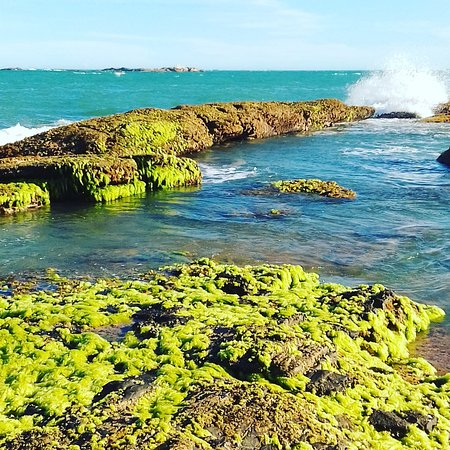 Mar do Norte Beach