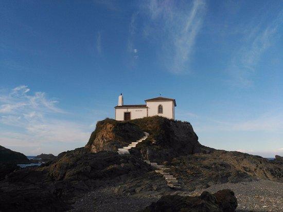 Valdovino, สเปน: Ermita de A Virxe do Porto