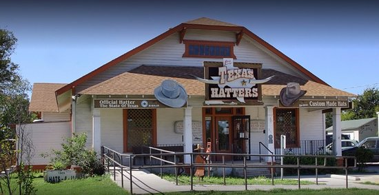 "Lockhart, TX: WORLD RENOWN ""TEXAS HATTERS"""