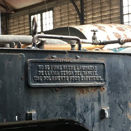 Museo del Ferrocarril: photo4.jpg