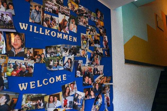 Hilles Hostel Trier: welcome