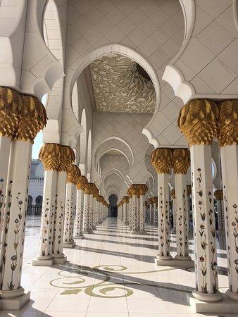 جامع الشيخ زايد الكبير: Sheikh Zayed Mosque
