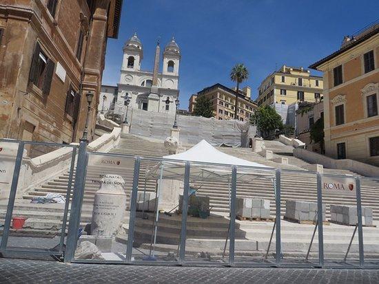A spanyol lépcső - Picture of Spanish Steps, Rome - TripAdvisor