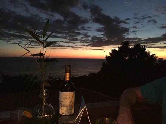 Raphael Terrazas: Stunning sunset views over the ocean