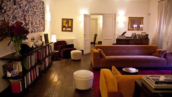 Buonanotte Garibaldi B&B: Living room
