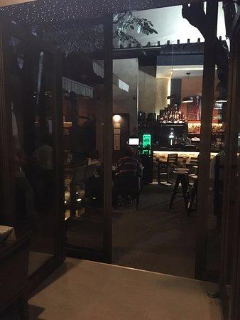Cacak, Serbia: The restaurant