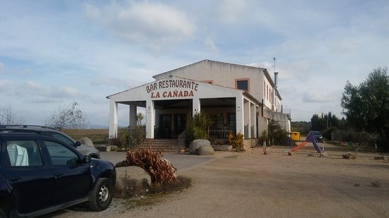 Villanueva de Cordoba, Spanien: Restaurante la Canada