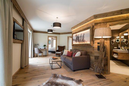 Sölden, Austria: Senior Suite -  Wohnzimmer