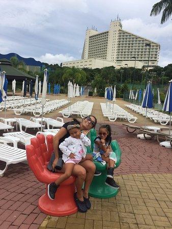 Bourbon Atibaia Convention & Spa Resort: piscina