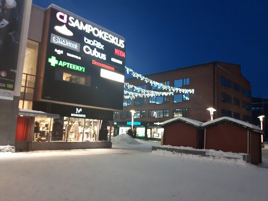 Sampokeskus Shopping Centre