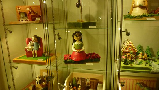 Museum of Chocolate and Marzipan