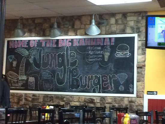 McKinney, TX: Chalk board