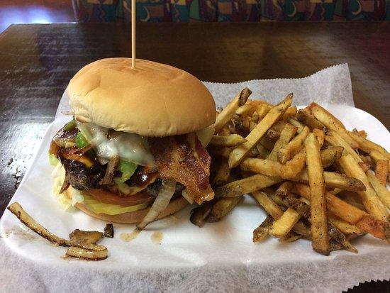 McKinney, TX: Single Patty Kahuna Burger
