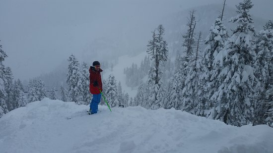 Squaw Valley, CA: Ski lesson in Tahoe