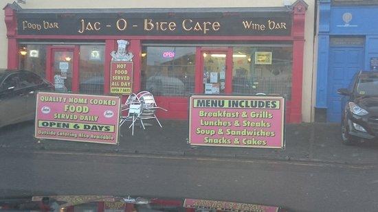 Longford, Irland: Jac o bite