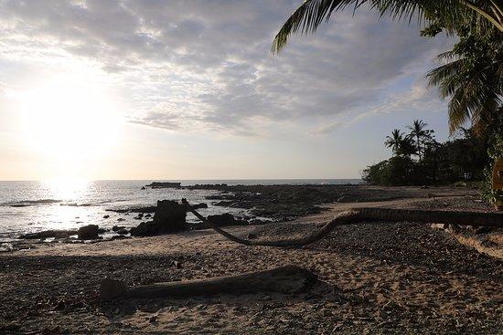 Nuevo Arenal, Kostaryka: The beach at Mal Pais.