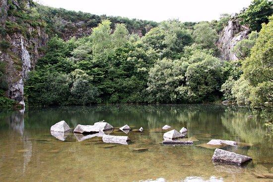 Callington, UK: Kit Hill Quarry