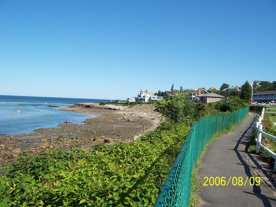 East Boothbay, ME: The Marginal Way in Ogunquit, Maine