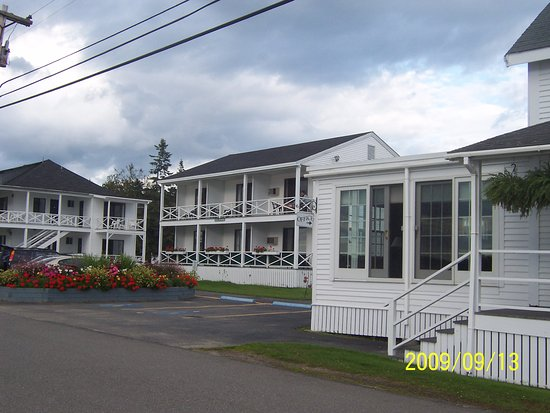 Ocean Point Inn and Resort: Ocean Point Inn in East Boothbay, Maine