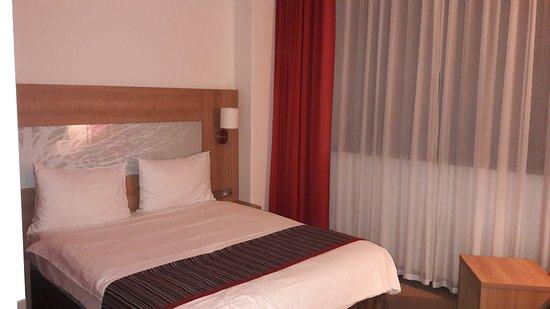 Park Inn Hotel Prague: 20170114_192540_large.jpg