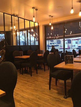 les inities rouen restaurant reviews phone number photos tripadvisor. Black Bedroom Furniture Sets. Home Design Ideas