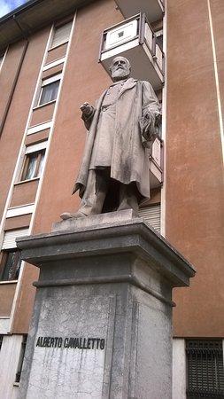 Monumento di Alberto Cavalletto