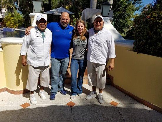 Casa Velas: Ramon and Fredy!!!