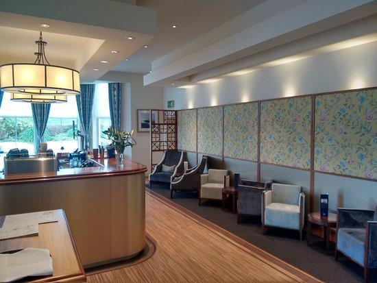 Mullion Cove Hotel: The bar/bistro