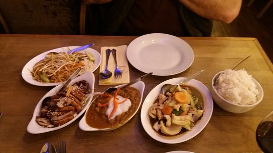 Salutation Doncaster Thai Food