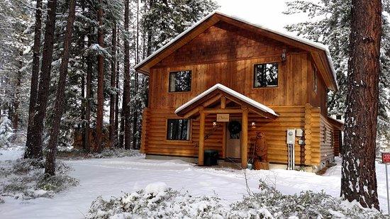 Natapoc Lodging: Tahkwa Cabin