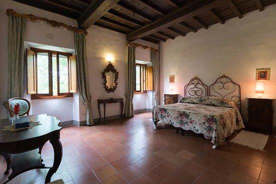 Scandicci, Italia: camera dei fiori