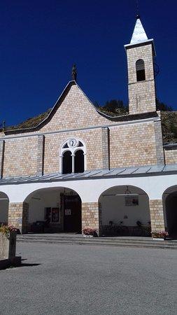 Vinadio, Italia: Santuario