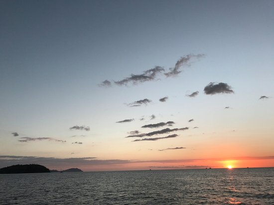 Playa Flamingo, Costa Rica: Sunset