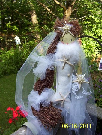 Stonington, CT: By the Sea, by the Sea, by the beautiful Sea, this lovely Mermaid Doll will sure to steal your h