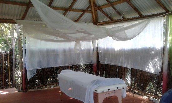 Massage Las Galeras: masaje rancheta