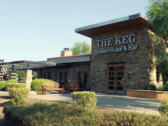 Chandler, AZ: The Keg Steakhouse + Bar