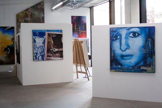 Leipziger Kunstgalerie / Schreckenberger, Hermeling