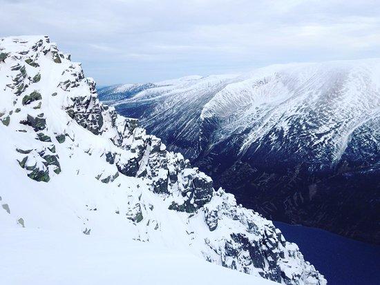 Aviemore, UK: Winter Skills in the Cairngorms