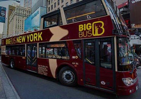 Tripadvisor New York City Bus Tour