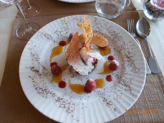 Le Saint Alys : dessert