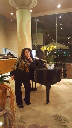 Beijing Jianguo Hotel: reception
