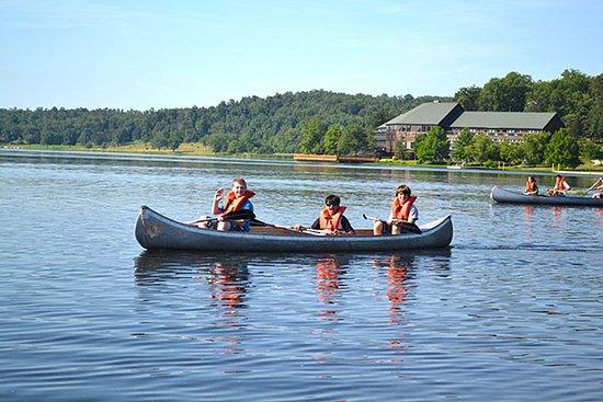 Potosi, MO: Canoeing