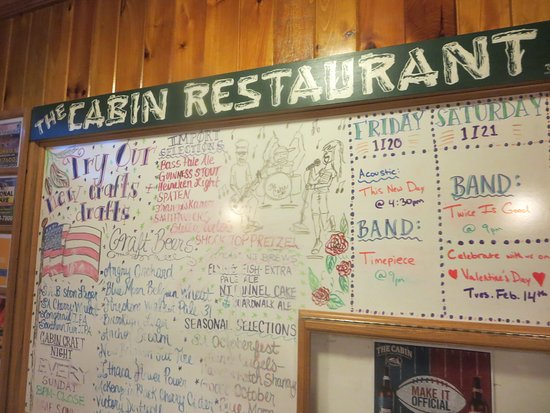 The Cabin Restaurant New Jersey  Freehold Nj