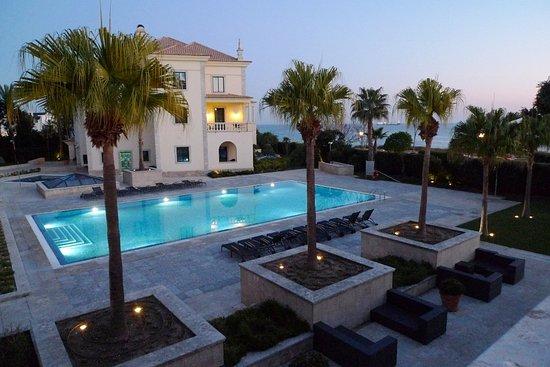Piscina picture of grande real villa italia hotel spa cascais tripadvisor - Villa italia piscina ...