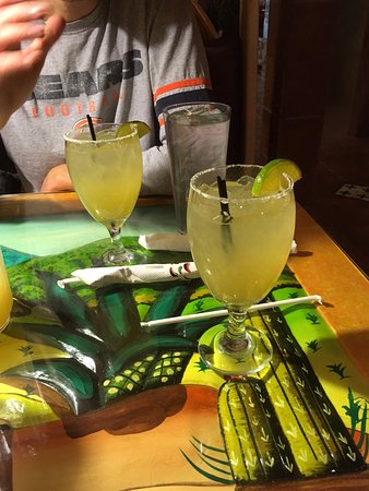 Macomb, IL: Margaritas! go with the pitcher!