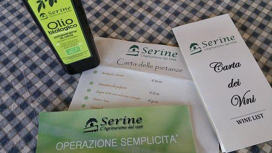 Castrignano del Capo, Italia: Massima trasparenza...