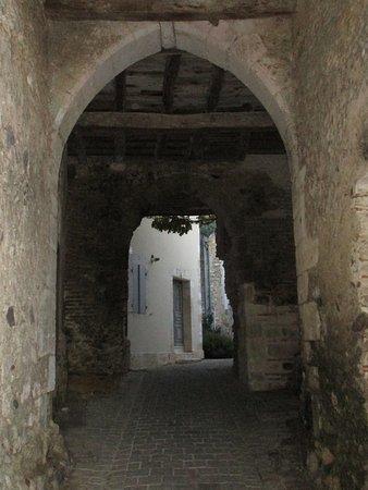 La Porte des Poussoles